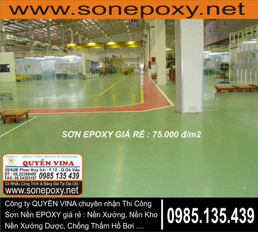 son epoxy_thi công sơn epoxy_sơn sàn epoxy_sơn sàn công nghiệp